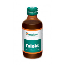 Himalaya Talekt  Syrup-120 ml