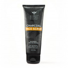 Bombay Shaving Company Charcoal Face Scrub 100 Gm