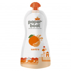 Paper Boat Santra Juice -  200 ml