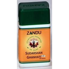 Zandu Sudarshan Ghanvati Tab - Pack-40