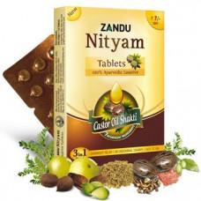Zandu Nityam Tab 250 Mg - Pack-12