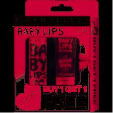 Maybelline Baby Lips Berry Crush - 4 gm