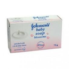 J&j Baby Blossoms Soap - 75 gms