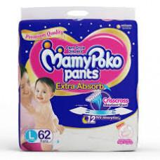 Mamy Poko Pants L  Diapers - 46 nos