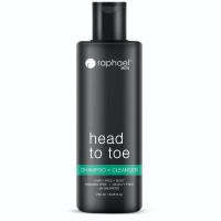 Raphael Mens Head To Toe Shampoo + Cleanser 250 ml