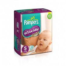 Pampers Dry Pants Medium Diapers (Pack of 2)