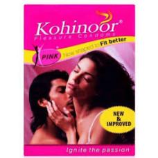 Kohinoor Pink - 10s