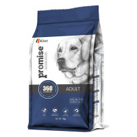 Promise 360 Degree Nutrition Adult Dry Dog Food, 4 Kgs