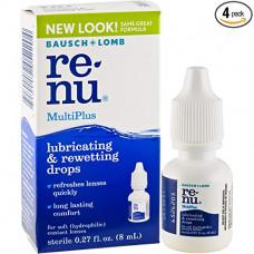 Renu Multiplus Lens Solution 120 ml