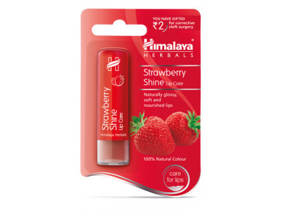 Himalaya Strawberry Lip Balm 4.5g