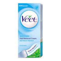 Veet Sensitive Skin Hair Removal Cream - 100 gm