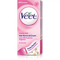 Veet Normal Skin Hair Removal Cream - 100 gm