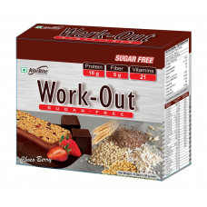 Ritebite Work Out Choco Berry - 50 gm